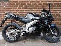 GILERA SC 125cc 2 Stroke Sports Bike With M.O.T