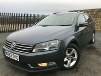 2013 63 VOLKSWAGEN PASSAT S BLUEMOTION TECH *DIESEL* 1.6 TDI - *£30 PER YEAR TAX, ONE FORMER KEEPER*