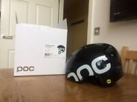 New POC Crane MIPS Helmet Uranium Black M-L 55-58cm