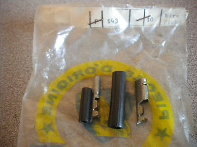 NOS Peugeot OEM Moped Scooter Wire Terminal 103 L2 SP 143