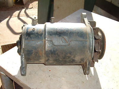 Truck Tractor Generator End Bell Part 1933935 Delco Remy