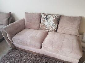 Corner sofa + 1 seater.