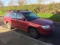 2007 ( 57 ) SUBARU FORESTER XC AWD Factory Fitted LPG Autogas System