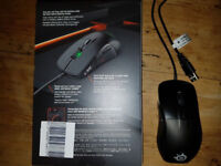 pc gaming mouse steelseries mouse rival 700