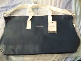 Calvin Klein weekend bag