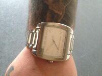 Armani exchange watch good condition bargain