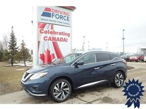 2016 Nissan Murano Platinum All Wheel Drive, 23,328 KMs, Seats 5