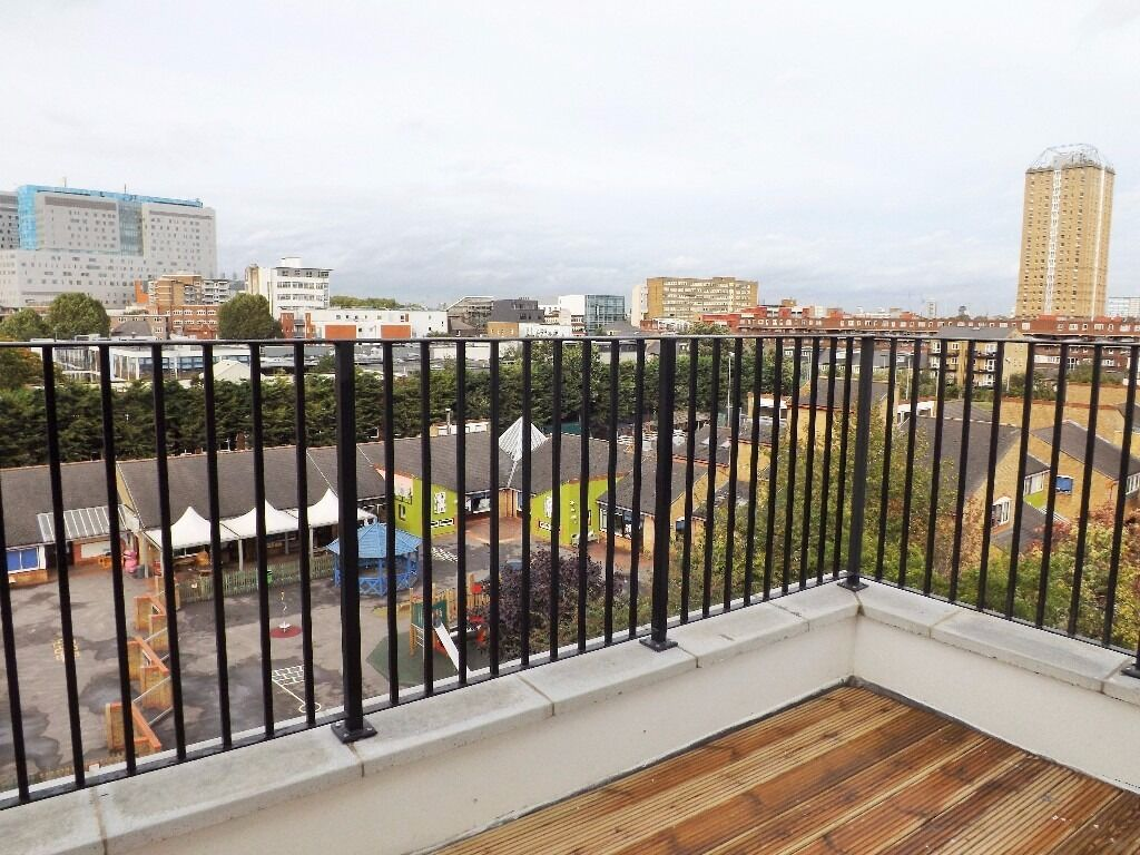 Amazing 2 double bedroom apartment available in shadwell E1