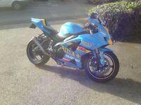 All Sportsbikes Wanted GSXR * CBR * ZX10R * R1 & R6