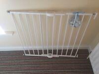 Lindam Extending Baby Safety Gates x2