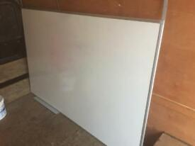 Large office whiteboards, 120x180, can deliver, thanks