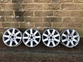 Vw alloys 16inch golf polo Passat