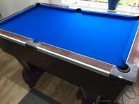 Slate bed tradition pool tabek