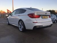 2012│BMW 5 Series Gran Turismo 2.0 520d M Sport (start/stop)│MOT Till July 2018│6 Months Warranty