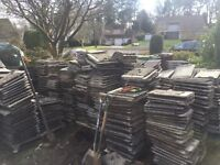 Over 2000 MARLEY Stoneworld roof tiles