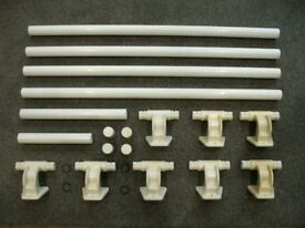 Homecraft Safety Handrail System for Stair Rail, Grab Rail for Elderly or Infirm. Clean and Good C.