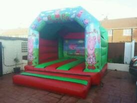 Commercial Bouncy Castle Brand New