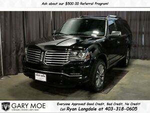 2017 Lincoln Navigator **2ND ROW CONSOLE**