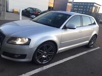 Audi A3, S3 replica, Huge Spec! HPI clear, Full service History - Open to Offers.