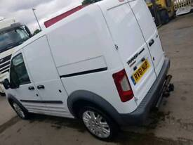 Ford transit connect 2012 61 plate 5 seats crew cab