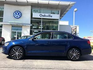 2013 Volkswagen Jetta HIGHLINE/2.5/AUTO/LOW MILEAGE!