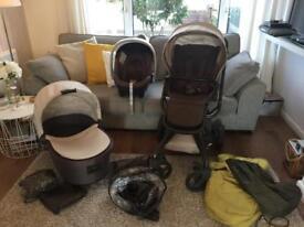 Mamas and Papas Mylo Travel System