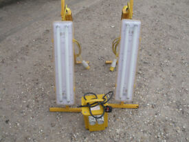 110volt Site Lights and Transformer