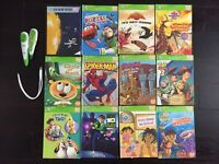 Leapfrog Tag Books and Pen Bundle