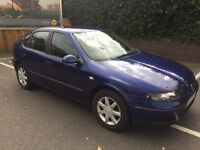 Seat Leon, MINT /// 46,000 miles only, 1.6 cheap to run, Excellent drive. Perfect condition.