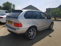 For sale BMW X5 3.0D SPORT 53 PLATE R22