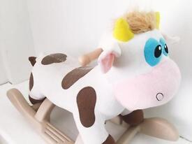 Rocking Cow