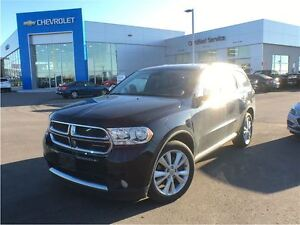2011 Dodge Durango Crew Plus 7 Pass Navigation 5.7 Hemi