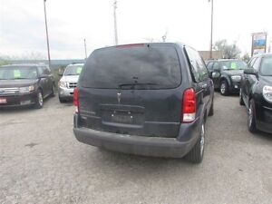 2008 Pontiac Montana SV6 FWD  * LEATHER/CLOTH | AS IS London Ontario image 4