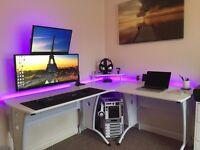 Custom gaming PC Full setup