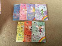 Rainbow Fairies First Series 1 -7