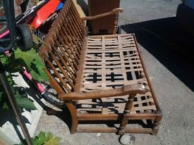 Ercol 3 seater sofa frame