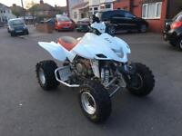 Road legal quad bike Quadzilla 450 2010 sport