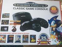 Sega mega drive console