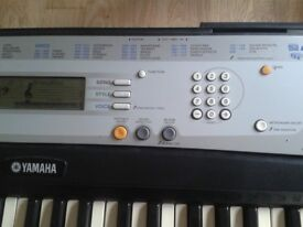 YAMAHA YPT-200 Portable Keyboard with Stand
