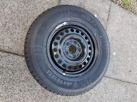 Vauxhall Antara spare wheel & tyre NEW