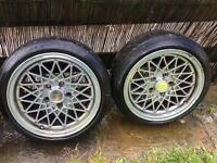 ATS Alloy Wheels (Opel vw rare)