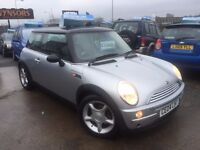 MINI Hatch 1.6 Cooper 3dr,11 MNTHS MOT FULL SERVICE HISTORY ,LADY OWNER,LEATHERS,LOTS OF MONEY SPENT