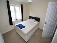Very good condition 2 X double beds plus 1 X single bed with mattress