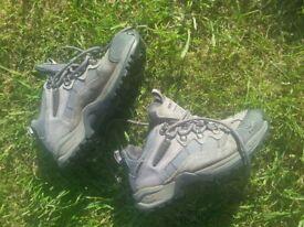Hi-Tec V-Lite Waterproof / Mens Hiking Shoes UK 4 EU 37 Unisex