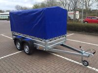 Box Car trailer Faro Solidus high quality !! 750kg
