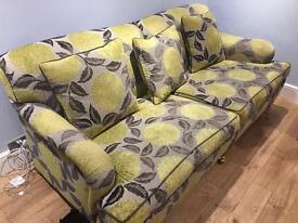 Used Duresta 3-4 seater sofa £350