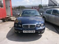 ROVER 75 2.0 TDI LOW MILEAGE LONG MOT £595