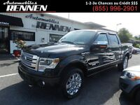 2014 Ford F-150 F-150 PLATINUM SUPERCREW ECOBOOST