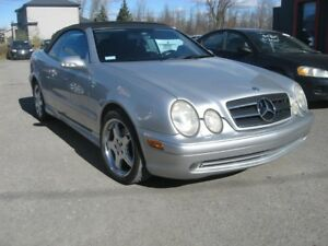 2003 Mercedes-Benz CLK430