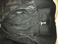 Black Carbon Four Pocket Jacket
